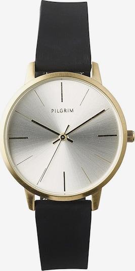 Pilgrim Analogni sat 'Dalia' u zlatna / crna, Pregled proizvoda