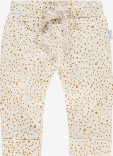 Noppies Pantalon 'Channelview' en or / blanc, Vue avec produit