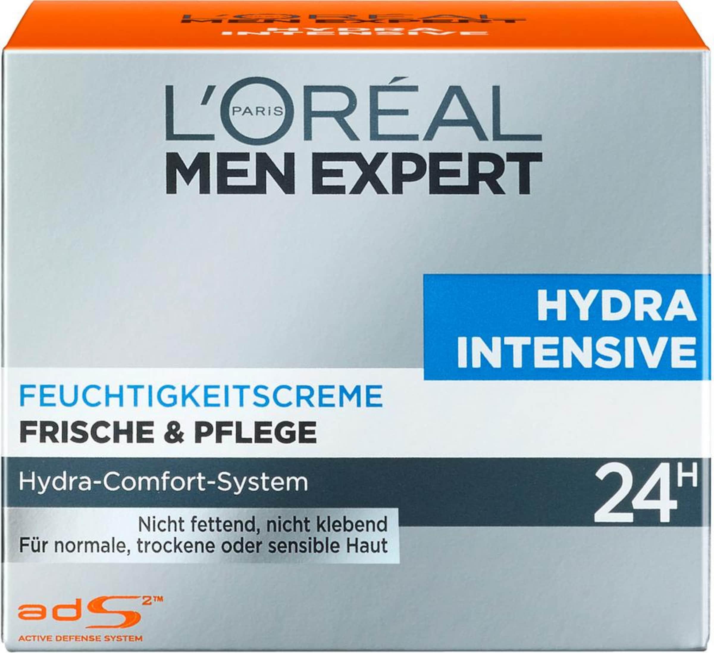Weiß L'oréal Intensive' Expert Feuchtigkeitspflege Paris Men 'hydra In Y6yIf7gbv