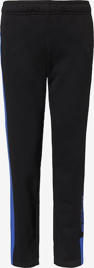 ADIDAS PERFORMANCE Jogginghose in royalblau / schwarz, Produktansicht