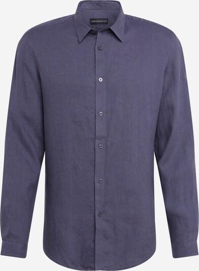 DRYKORN Hemd 'RUBEN' in dunkellila, Produktansicht