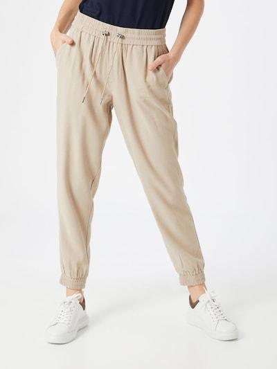 ONLY Hose 'Kelda-Emery' in beige, Modelansicht