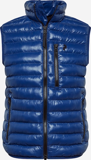PEAK PERFORMANCE Sportbodywarmer 'WARD VEST' in de kleur Donkerblauw, Productweergave