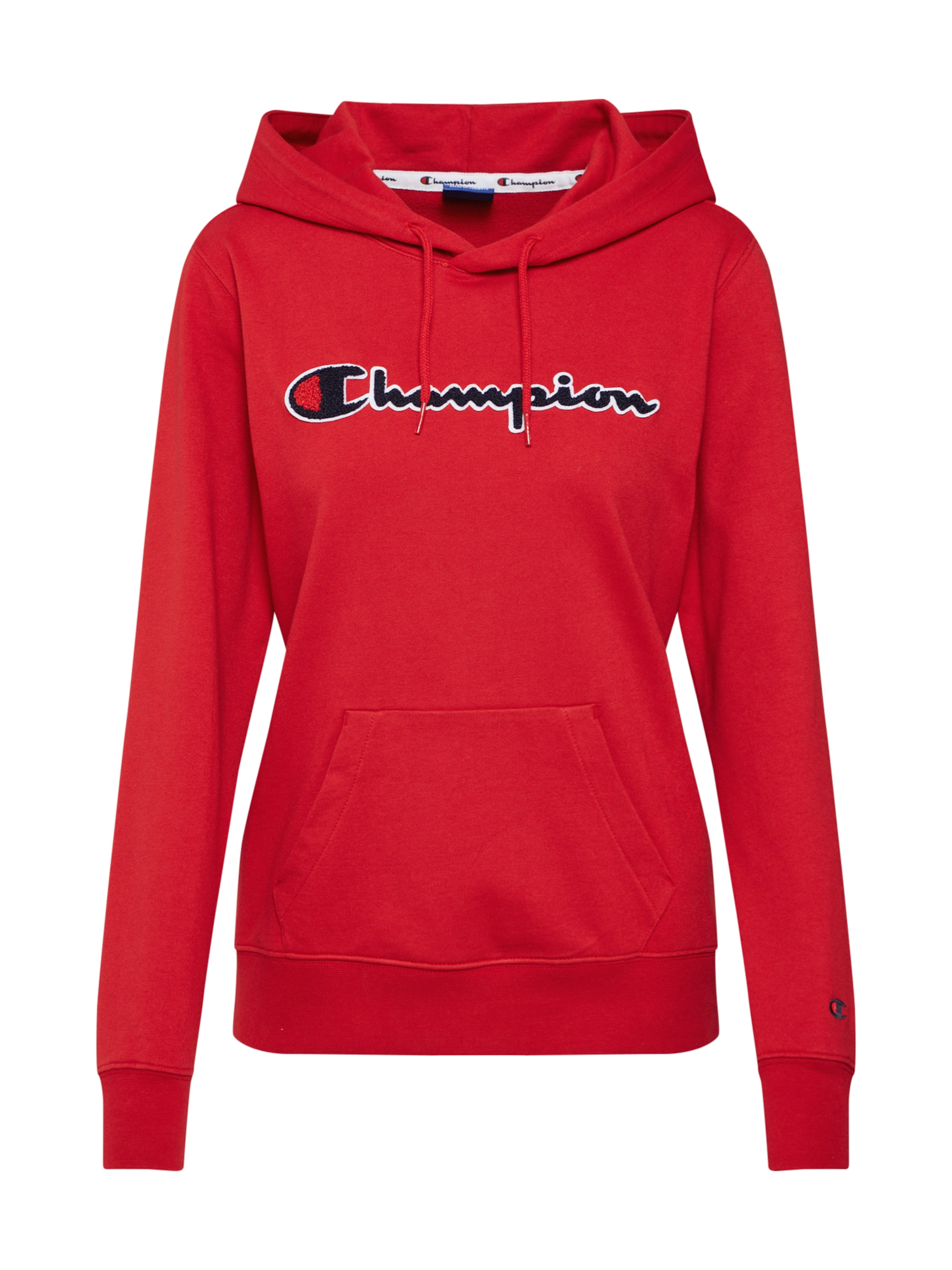 Bleu Champion Authentic In ApparelSweat shirt MarineRouge 'rochester' Athletic JKuTF3lc1