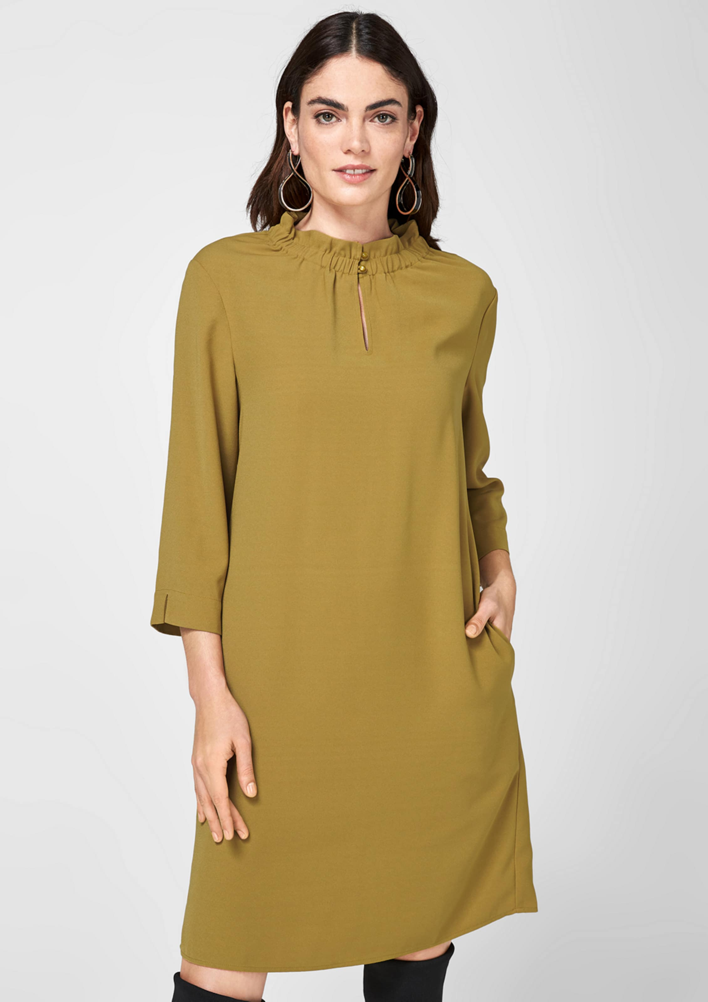 Senf S oliver Black Kleid In Label 80wXnPOk