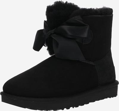 UGG Stiefel 'Gita Bow Mini' in schwarz, Produktansicht