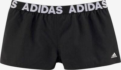 ADIDAS PERFORMANCE Badeshorts in schwarz, Produktansicht