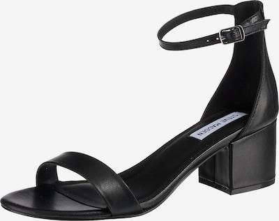 Sandale cu baretă STEVE MADDEN pe negru, Vizualizare produs