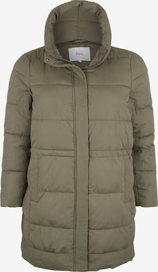 Žieminis paltas 'CAPETRA' iš Zizzi , spalva - žalia, Prekių apžvalga