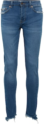 Only & Sons Skinny Jeans 'onsWARP 000 RAW EDGE EXP'