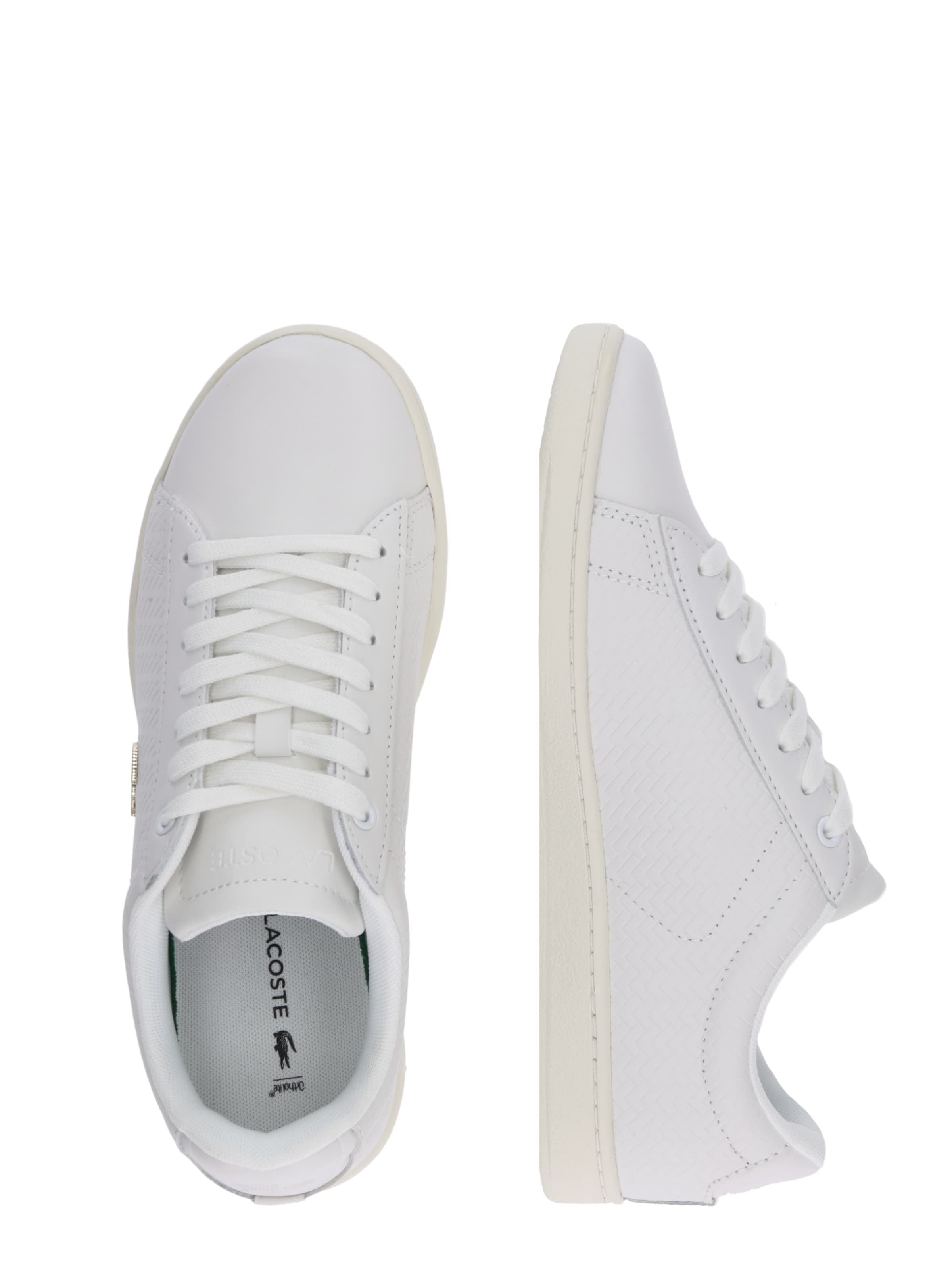 119 'carnaby Sneaker Offwhite 3 Evo Lacoste In Sfa' H29YWEDIe