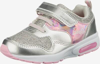 BARBIE Sneaker in mischfarben / rosa / silber, Produktansicht