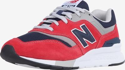 new balance Sneaker 'CM997 D' in navy / grau / rot, Produktansicht