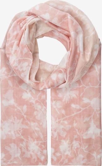 APART Schal in rosé / weiß, Produktansicht