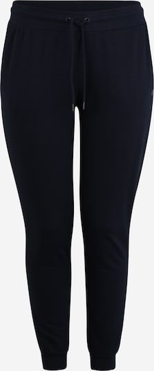 Only Play Curvy Sport-Hosen 'ELINA' in navy: Frontalansicht