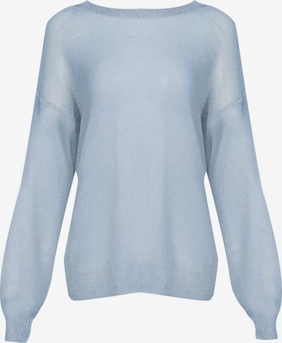 myMo at night Pullover in hellblau, Produktansicht