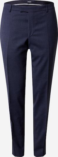 Kelnės su kantu 'Blayr' iš JOOP! , spalva - tamsiai mėlyna jūros spalva / melsvai pilka, Prekių apžvalga