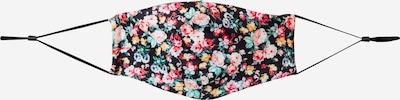 Hailys Stoffen mondkapje in de kleur Gemengde kleuren, Productweergave