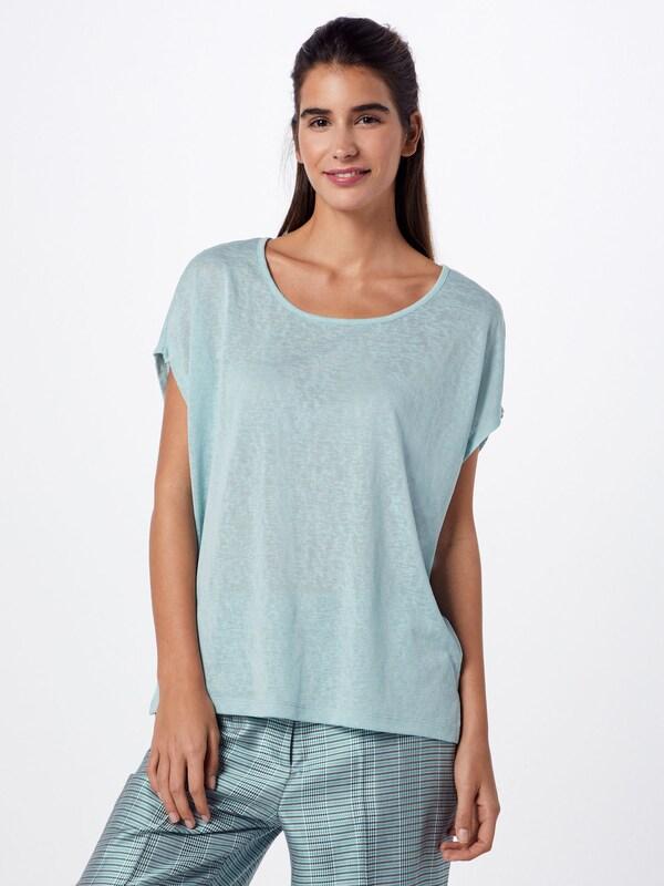 Bleu Vila 'visumi' shirt T En BQrCtdshxo