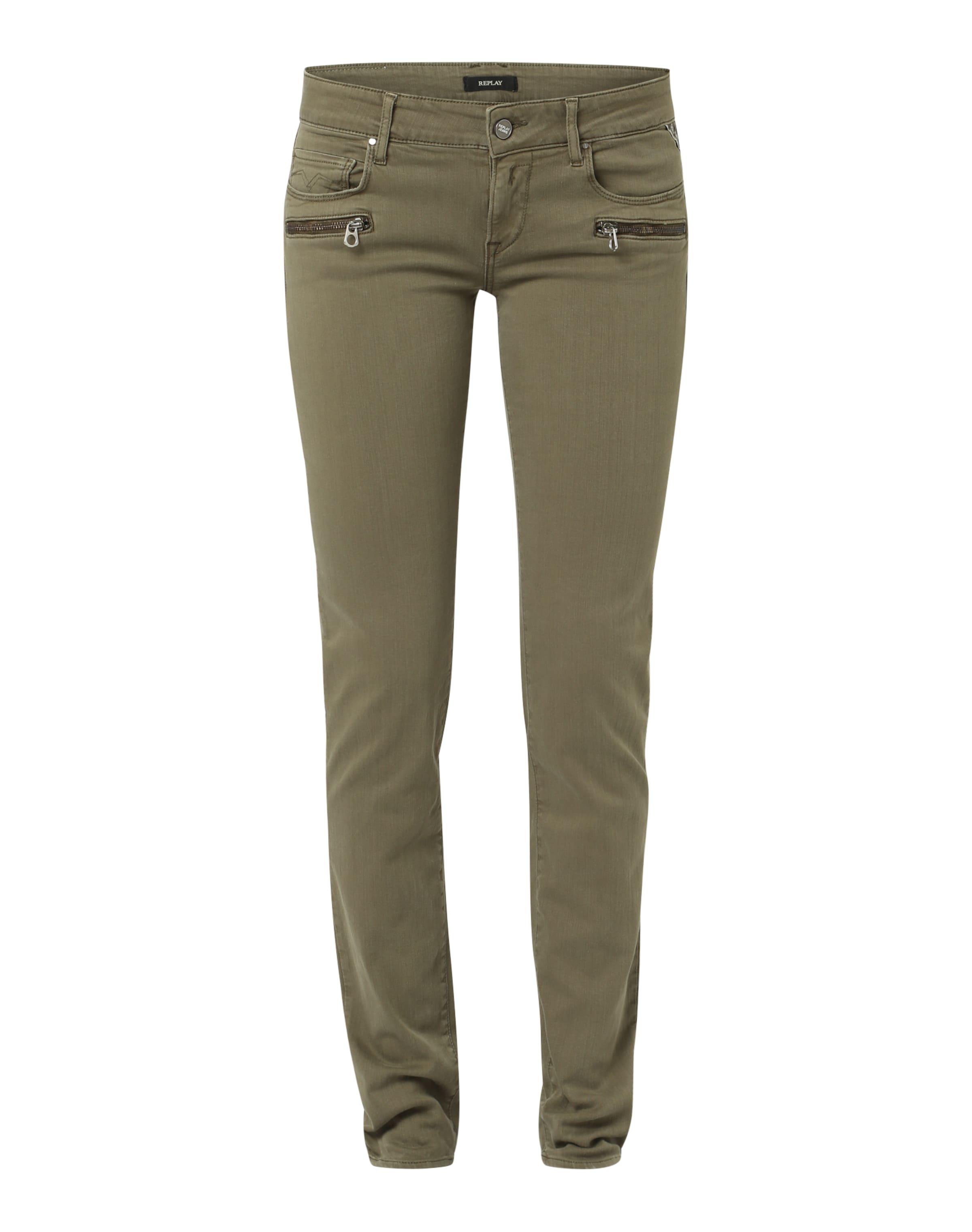 REPLAY Skinny Jeans 'Brigidot' Neue Online-Verkauf Spielraum Niedrigen Preis Versandgebühr N2oBbgp