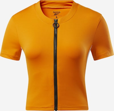 REEBOK Top in orange / weiß, Produktansicht