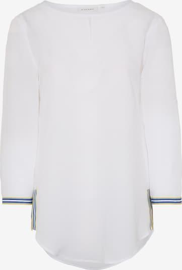 ETERNA Bluse in blau / weiß, Produktansicht