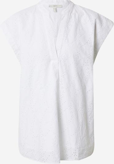ESPRIT Bluse 'Schiffli' in weiß, Produktansicht