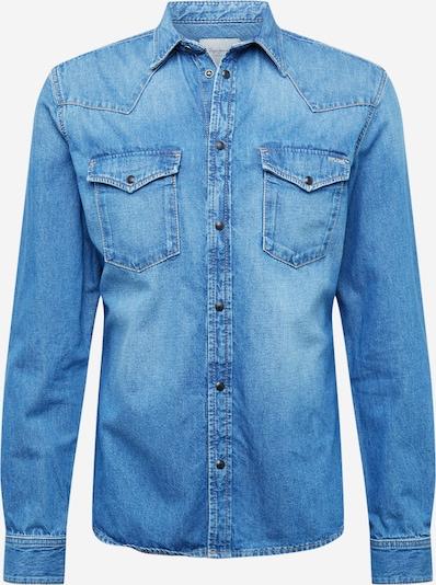 Pepe Jeans Hemd 'Noah' in blue denim, Produktansicht