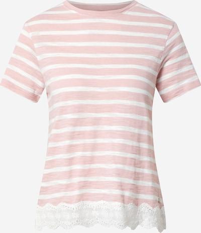 Superdry T-Krekls rožkrāsas / balts, Preces skats
