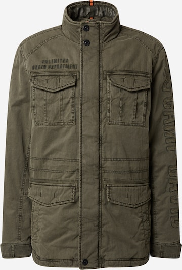 CAMP DAVID Jacke in khaki, Produktansicht