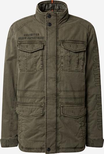 CAMP DAVID Zimska jakna | kaki barva, Prikaz izdelka