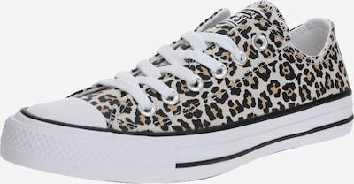 CONVERSE Sneaker 'Taylor' in beige / braun / schwarz, Produktansicht