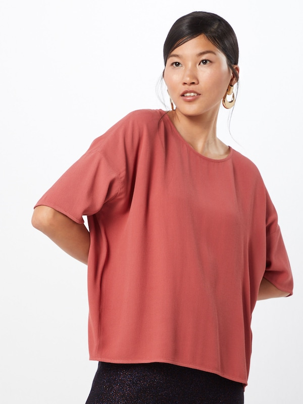 MORE & MORE Bluse in orange | ABOUT YOU
