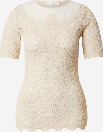 rosemunde T-shirt en beige, Vue avec produit