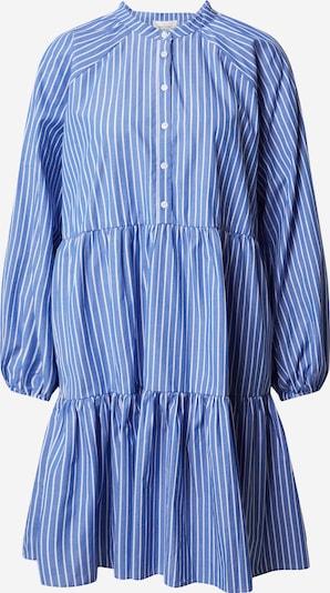 SECOND FEMALE Blousejurk 'Miracle' in de kleur Blauw / Wit, Productweergave