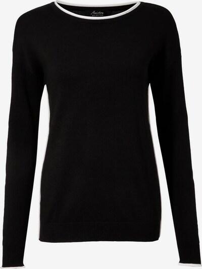 Aniston SELECTED Pullover in schwarz, Produktansicht