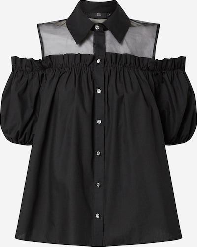 River Island Bluse in schwarz, Produktansicht