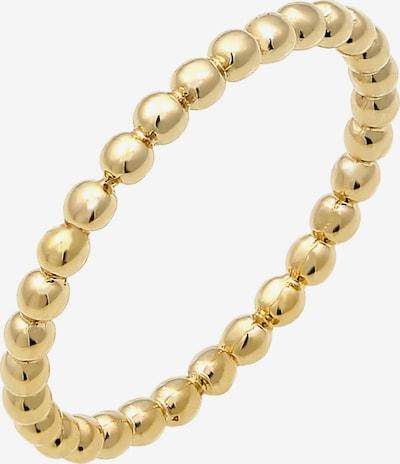 ELLI PREMIUM Ring Bandring in gold, Produktansicht