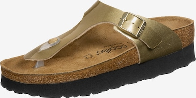 BIRKENSTOCK Japonki 'Gizeh' w kolorze złotym, Podgląd produktu