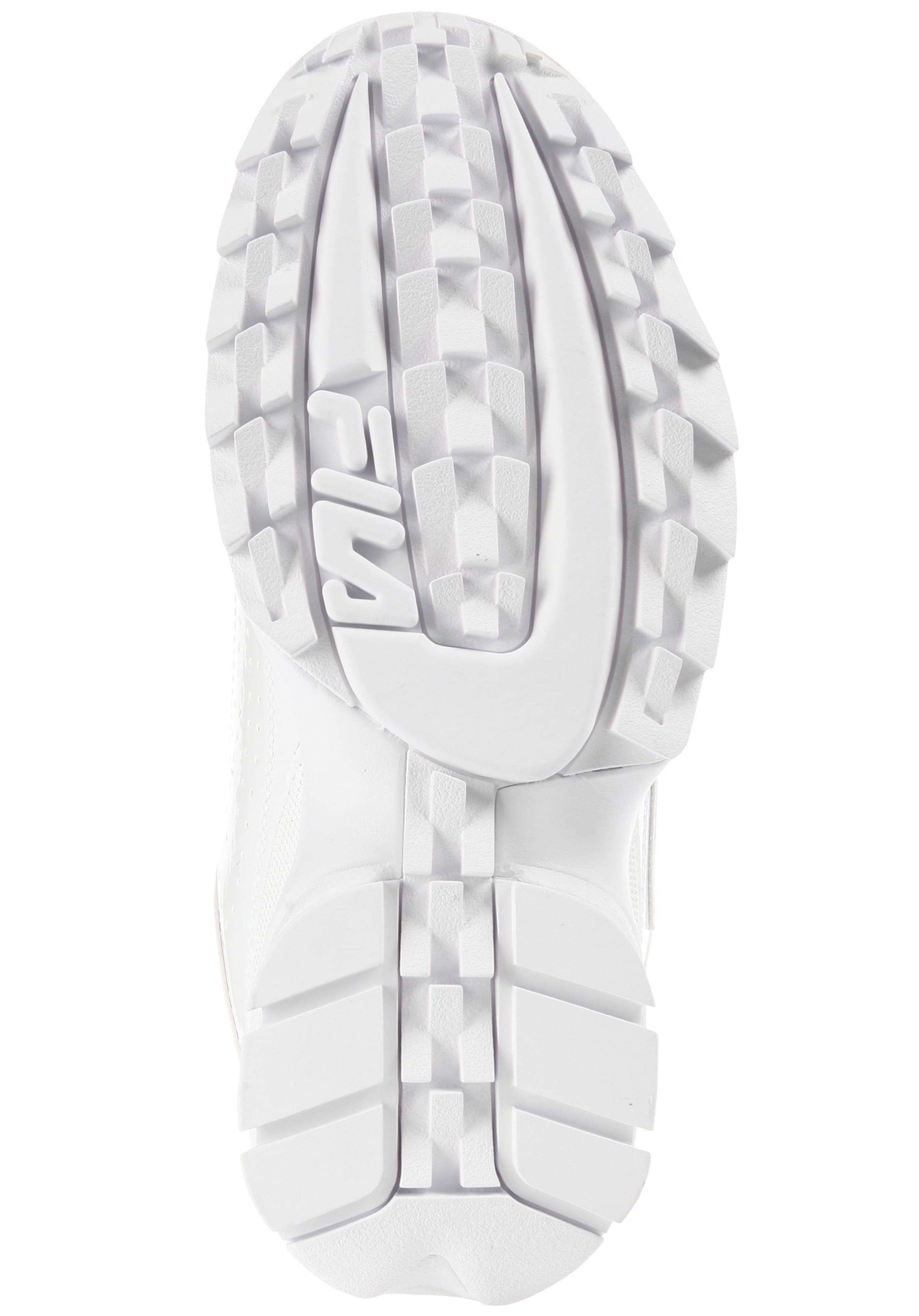 Fila 'heritage In Weiß Sneaker Disruptor' SUzVMqjLpG