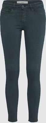 25270bb29871b5 ICHI Jeans  LULU BISTA  in Petrol 50%OFF - rosmo.in