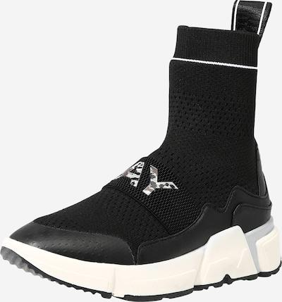 REPLAY Sneaker 'Yaska' in schwarz / weiß, Produktansicht