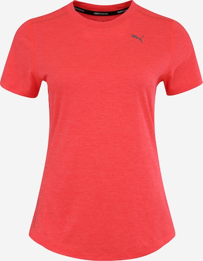 PUMA T-shirt fonctionnel 'Ignite Heather' en rose, Vue avec produit