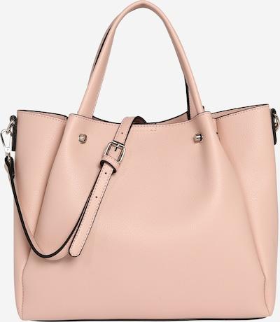 őszibarack Dorothy Perkins Shopper táska 'Blush Pleated Tote', Termék nézet