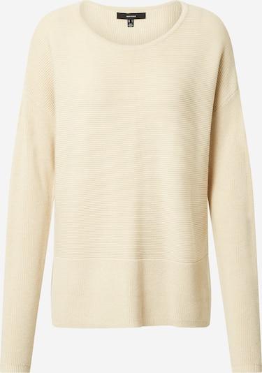 VERO MODA Pullover 'NATASCHA' in beige, Produktansicht