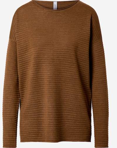 Soyaconcept Sweter 'Niaka' w kolorze karmelowym, Podgląd produktu