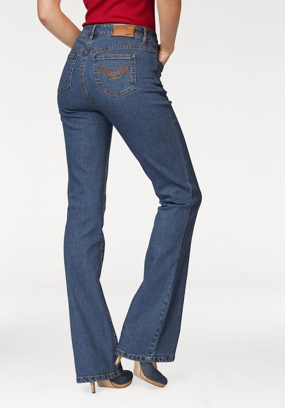 ARIZONA Bootcut-Jeans 'Comfort-Fit'
