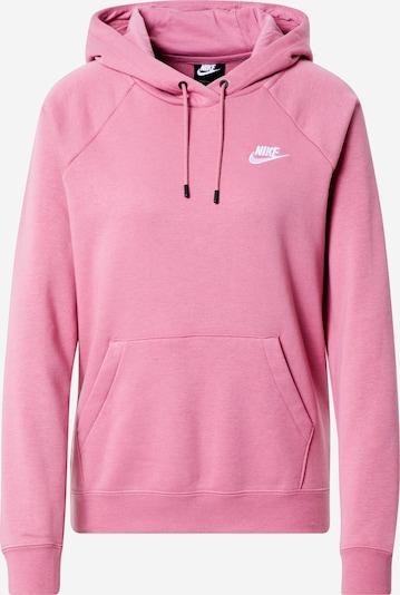 Nike Sportswear Sweater majica u ljubičasto crvena, Pregled proizvoda