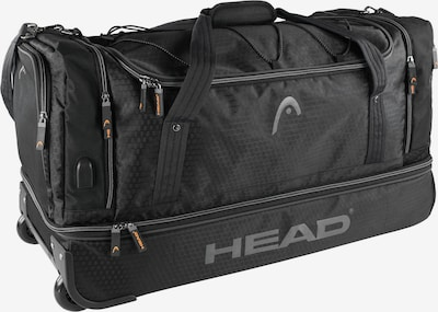 HEAD Sporttas 'Smart' in de kleur Zwart, Productweergave