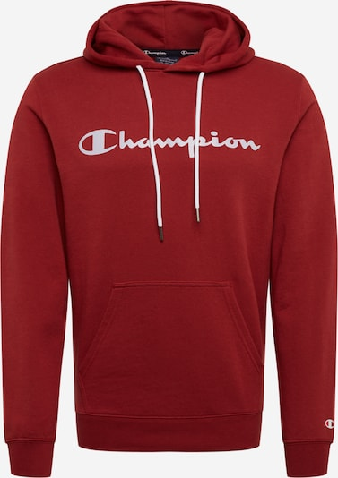 Champion Authentic Athletic Apparel Mikina - vínově červená / bílá, Produkt